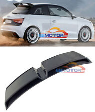 Carbon Fiber Roof Spoiler Wing For Audi A1 8X 3D Hatchback Standard 11-14 A091