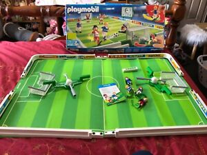 Playmobil soccer set (not complete)