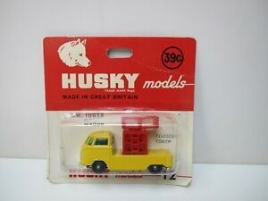 Husky Models Corgi Juniors #12 Volkswagen Tower Wagon, Sealed, Carded