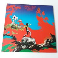 Uriah Heep - The Magicians Birthday - Vinyl LP UK 1st Press A-1U/B-1U Bronze EX+