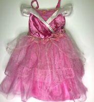 Disney Store Princess Aurora Sleeping Beauty Dress Costume 10