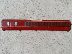 Hornby Dublo D13 Suburban Coach brake 2nd and 3rd Body side Spares or Repairs