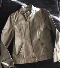 Liz Jordan New Leather Jacket Small