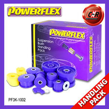 Seat Leon 4WD 99-05  Powerflex Handling Pack (Petrol & Cast Arms Only) PF3K-1002