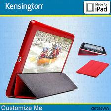 Kensington PERSONALISED PHOTO Folio Case Stand w/ Auto Wake/Sleep for iPad Air 2