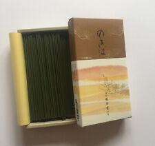 Shoyeido Daily Japanese Incense | Moss Garden or Nokiba | 250 Stick box