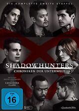SHADOWHUNTERS - The Mortal Instruments - Season 2 -  DVD Region 2/UK -