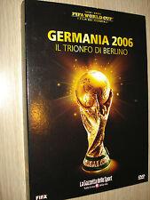 DVD N°1 I FILM DEI MONDIALI FIFA WORLD CUP GERMANIA 2006 ITALIANO-ENGLISH