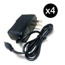 4Pcs US Adapter 12V 1A AC DC Plug Power Supply For CCTV Security Camera System