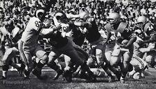 1950's NFL FOOTBALL San Francisco 49ers JOE PERRY Fullback Rams Photo Art 11x14