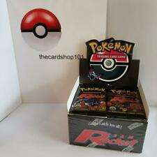 Pokemon 1st Ed Team Rocket Booster Pack ! Charizard ?  Factory sealed !