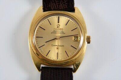 k63u10- Omega Constellation Automatic Armbanduhr, 750er/ 18kt Gold Gehäuse