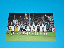 SALUT AUX SUPPORTERS PHOTO PANINI FOOTBALL 1997-1998 OLYMPIQUE MARSEILLE OM
