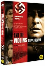 And The Violins Stopped Playing 1988 - Horst - New UK Compatible Region Free DVD