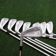TaylorMade RSi TP Iron Set 3-PW - LEFT HAND - Dynamic Gold XP Stiff S300 NEW