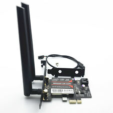 PCI-E Desktop Network Card Wireless WiFi Adapter Intel 8260AC 802.11ac 867Mbps