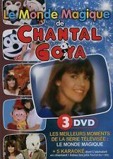 Chantal Goya : Le Monde Magique de Chantal Goya (3 DVD)
