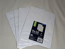 """Lot of 4 pkg Pen + Gear Dupont Tyvek Peel & Stick 9""""×12"""" Catalog Envelopes 20 ct"""