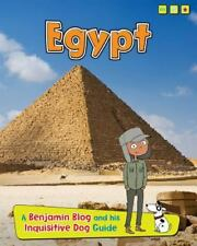 Egypt: A Benjamin Blog and His Inquisitive Dog Guide (Country Guides, with Benj