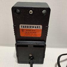 Farberware 400 Series Motor for Broiler Rotisseries Models 120v 60Hz 15 watts