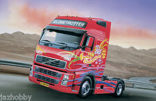 Italeri 3821 1/24 Scale Model Truck Kit Volvo FH Ver.2 FH16 Globetrotter XL