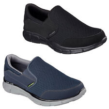 Skechers Equalizer - Persistent Trainers Mens Memory Foam Walking Shoes 51361