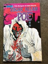 Edgar Allan Poe: The masque of red death and other stories Eternity Comics  VF