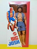 BIG JIM - BIG JOSH 1972 NO.8893 - ORIGINALE MAI GIOCATO - ✧NEW PERFECT✧
