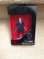 Star Wars Force Awakens Black Series 3.75 Han Solo Blue Coat Walmart