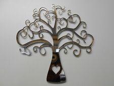 Tree ,Bronze Acrylic Mirror, 50cm