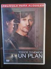 DVD TODOS TENEMOS UN PLAN - EDICION DE ALQUILER - VIGGO MORTENSEN (5L)