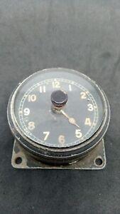 Spitfire Cockpit Clock