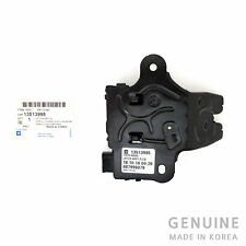 Genuine GM Rear Trunk Lid Latch 13513995 fits Cruze Impala Camaro Malibu Sonic