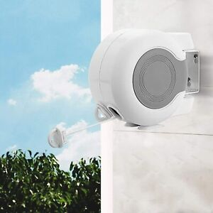 Retractable Clothes Line Dual Clothes Outdoor and Indoor Use