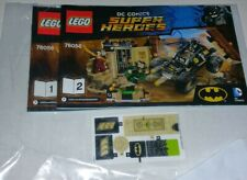 NEW INSTRUCTIONS& STICKERS ONLY LEGO BATMAN RESCUE  books from set NO BRICKS