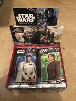 Star Wars Rogue One Topps Cards Boosters Packs (Poland)