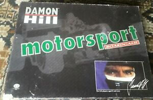 Daemon Hill Motorsports Board Game