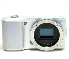 Sony Alpha NEX-3 Interchangeable Lens Digital Camera Body (Silver)