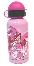 Bugzz Kids Princess 400ml aluminium boisson de sport enfants / Bouteille d'Eau Enfant