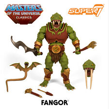 Auspack# FANGOR WAVE1 Super 7 Collectors Choice MOTU CLASSICS Masters He Man