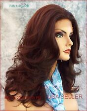 Lace Front Wig Hand Tied Front Soft Sexy Curls FS4.30  Fast Ship USA Seller  449