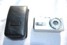 Panasonic Lumix Digital Camera DMC-LS2 - excellent working condition + case