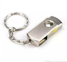 512GB USB 2.0 FLash Drive Disk  Memory Pen Stick Thumb Key Storage Swivel Black