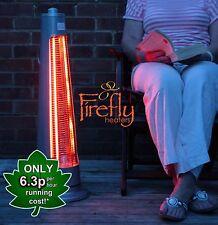 Lampada Riscaldante all'aperto Quarzo 900W Lampade di calore Firefly Streamline