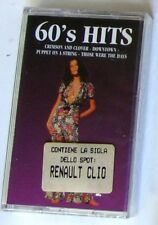 VARIOUS - 60'S HITS - Musicassetta Casssette Tape Sealed
