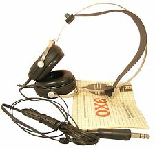 Vintage Orthodynamic Monitoring Headphones Echo N16-40S (TDS-16) Planar Magnetic