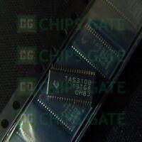 1PCS TAS3108DCPR TAS3108 HTSSOP-38 audio processor