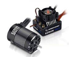 Hobbywing Ezrun MAX10 Combo mit 3652SL-5400kV Sensorless 1:10