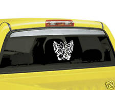 TIGER BUTTERFLY DECAL TRUCK CAR DECALS WINDOW STICKER