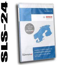 Tele Atlas Skandinavien DX 2013 2014 Navi CD Software Dänemark Finnland Norwegen